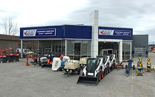 """Congratulations to CRS Contractors Rental Supply (""""CRS"""") on the newest location opening in Niagara Falls, ON."""